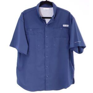 Columbia PFG Omni Shade Button Down Shirt